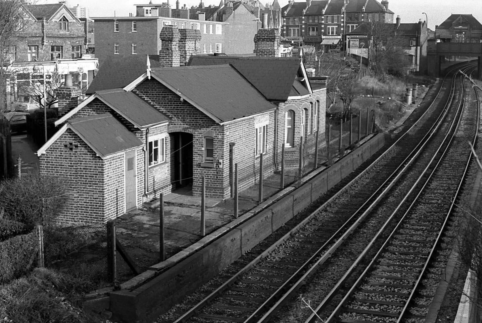 Tooting Junction Station May 1974
