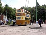 Maidstone Trolleybus No.72