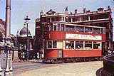 Tram at Blacfriars
