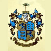 Arms of the County Borough of Bournemouth 'Beautiful and good for your health'
